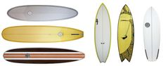 Retro and Longboard Buyers Guide 2015 - Carve - UK Surfing Magazine