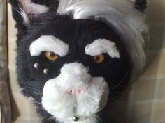 Picture of Making An Animal Mascot Head (Fursuit)