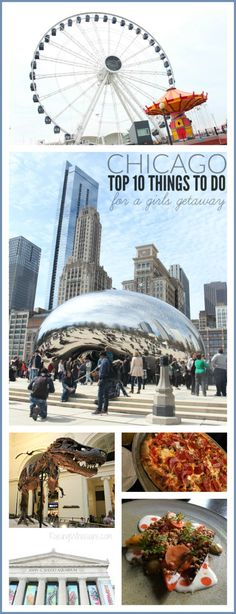Chicago Girls Getaway Top 10 Things to Do - Raising Whasians #onUp #ad