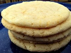 The Best Sugar Cookie EVER! These are big,soft and chewy Sugar cookies. They are absolutely delicious!! The best sugar cookie I've ever made.