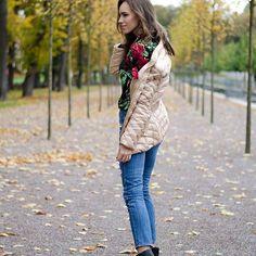 Today on kristjaana.com wearing @denimdreamstores💛 link in profile! #kristjaanablog #denimdream