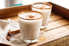 Great Instant Pot recipe that I must try. Never had horchata before but have wanted to try it for a long time. Sounds tasty and festive! Agua Horchata, Horchata Recipe, Healthy Food Options, Healthy Eating Recipes, Mexican Food Recipes, Healthy Life, Mexican Cooking, Using A Pressure Cooker, Pressure Cooker Recipes