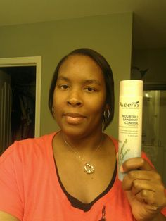 Amazed w/ the results from #AveenoDandruffControl products. Bounce & softness while controlling dandruff.