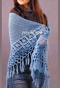 d5e5a621cf436 Here we are with 15 DIY free and easy crochet shawl patterns which can  dress up any winter outfit and dress wear.