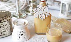 Umíte si představit Vánoce bez vaječného likéru?  Připravte si ten domácí a s pravou vanilkou....