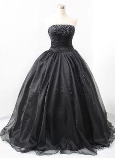 ★ My Black Wedding dress ★