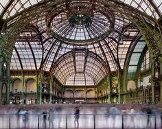 MATTHEW PILLSBURY » Grand Palais des Glaces, Paris 2014