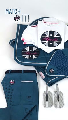 Equestrian Outfits, Equestrian Style, English Horse Tack, Tack Sets, Riding Clothes, Horse Gear, Saddle Pads, Horse Riding, Golf Bags
