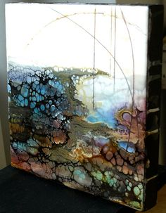 Tormey Geode II Side View by Alicia Tormey, via Flickr