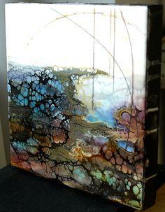 Tormey Geode II Side View by Alicia Tormey, via Flickr