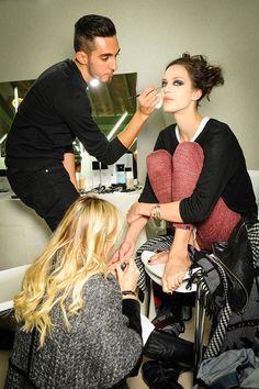 Chanel - Backstage