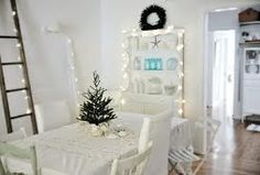 cottage style christmas decorations - Google Search