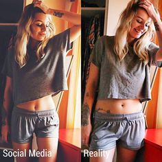"""Gefällt 2,138 Mal, 106 Kommentare - SOCIAL MEDIA VS. REALITY 