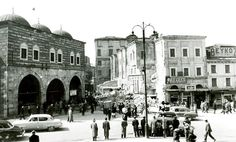 Eminönü Tahmis Sokağı yıkımları, 1957