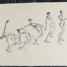 "Richard Powell on Instagram: ""@croquiscafe @kenzoandmayko #Figuary2020 #draw #drawing #drawings #figuredrawing #figures #gesturedrawing #gesture #croquis…"" Gesture Drawing, Drawing S, Figure Drawing, Instagram, Art, Sketch, Drawing Poses, Figure Drawings"