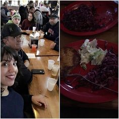 Smiling faces and food... that's what we're all about! @megancorona #clearmansgalley #clearmansboat #clearmansrestaurants #cheesebread #redcabbage #cabbagesalad #lettuce #restaurant #lunch #dinner #eat #food #foodporn #foodgasm #instafood #yum #yumyum #yummy #delicious #sangabriel #losangeles #steak #stuffed #comfortfood #homecooking #beer #bar #sports #sportsbar