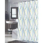 Found it at Wayfair - Claire Polyester Shower Curtain