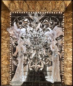 Browse the Holiday Windows at Bergdorf's, Bendel's, Barneys' and More