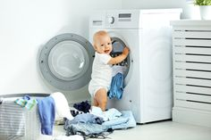How.to clean washing machine
