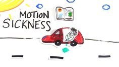 Motion Sickness – What is it? Feeling a bit under the weather after reading in the car, or spending some time on the sea? Find out the secret behind motion sickness in humans.