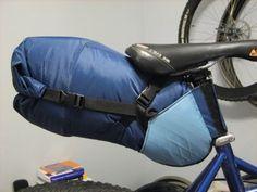 Another DIY Saddle Bag