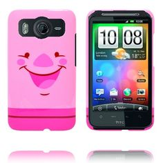 Glad Tegnefilm (Pinky) HTC Desire HD Cover