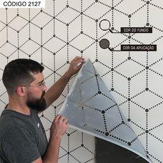 Stencil Pop Bolinha 90x55cm - Estêncil para Pintura