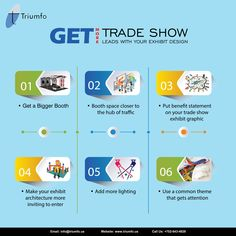 Looking to capture more Trade Show Leads? Follow these six-step guidelines… #TradeShowBooth #TradeShowLife #TradeShowDesign #TradeShowExhibit #TradeShowMarketing #TradeshowBoothDesign #TradeshowPlanning #TradeShow2018 #TradeShowSuccess #BoothBuilder #BoothDesign #Triumfo #CustomBooth #LasVegas Contact us if you have an upcoming exhibition and need a custom booth design. Visit: www.triumfo.us