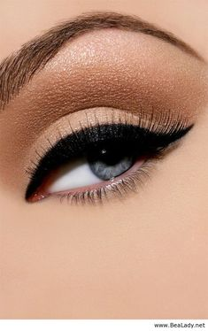Thick cat eye