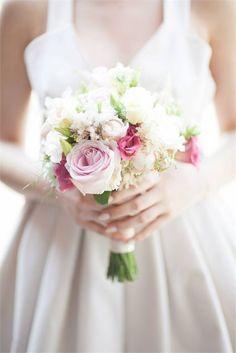 Pretty soft summer bouquet