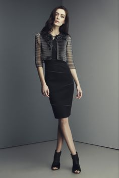 Elie Tahari Pre-Fall 2015 Fashion Show