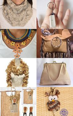 ♥ Earth tones by Gabbie on Etsy--Pinned with TreasuryPin.com