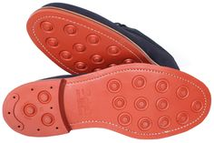 Know your soles. The 8 basic soles for men's shoes.