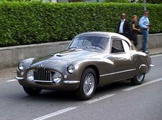 1953 FIAT 8V BERLINETTA - designed in house by Fabio Luigi Rapi,