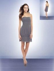 "Bill Levkoff ""In Stock"" Bridesmaid Dress - Style 156"