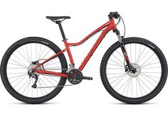 Specialized Jett Sport 29 Womens Mountain Bike 2017 Nordic Red