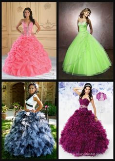 PRETTY DRESSES FOR PROM