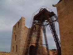 Condenados por robar chatarra de un complejo minero de patrimonio histórico