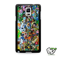 Adventure Time Samsung Galaxy Note 4 Case