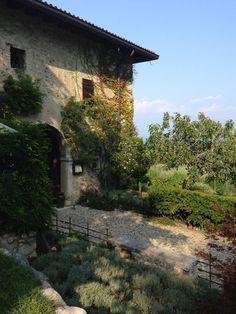 Villa Arcadio, Lake Garda, Italy.  Lake Garda was in the movie Letters to Juliet.