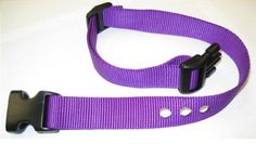"""Best price on Grain Valley 1"""" Replacement Strap, Color: Purple. Sold Per Each. Fits Most PetSafe Bark Collars and Many Containment Collars. (No-Bark Collars / Accessories)  See details here: http://allforpetsshop.com/product/grain-valley-1-replacement-strap-color-purple-sold-per-each-fits-most-petsafe-bark-collars-and-many-containment-collars-no-bark-collars-accessories/    Truly the best deal for the reasonably priced Grain Valley 1"""" Replacement Strap, Color: Purple. Sold Per Each. Fits…"""