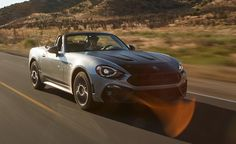 Fiat 124 Spider Abarth 2017 | All About Otomotif