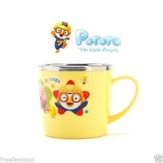 LILFANT Housewares Household Articles - Pororo Stainless Cup
