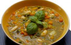 Régime Dukan : Soupe au pistou #dukan http://www.dukanaute.com/recette_soupe_au_pistou-8787.html