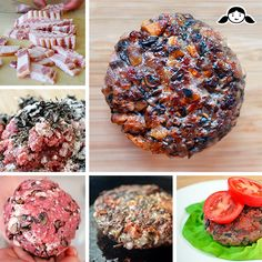 Whole30 Day 10: Big-O Bacon Burgers (+ Whole Foods Market Fresno Signing!) by Michelle Tam http://nomnompaleo.com