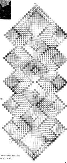 Crochet Star Stitch, Crochet Stars, Filet Crochet, Crochet Stitches, Crochet Table Runner Pattern, Free Crochet Doily Patterns, Crochet Doilies, Crochet Sunflower, Crochet Carpet
