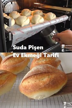 Croissants, Bread Baking, Hot Dog Buns, Allrecipes, Bread Recipes, Food And Drink, Pasta, Sweets, Cooking