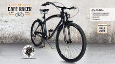 Bici esclusiva cafe race !