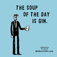 Soup of the day...