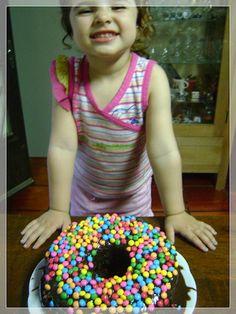 Nega maluca - bolo de chocolate da Fabi Teixeira